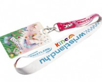 Butterfly 3D Card and Lanyard for kids