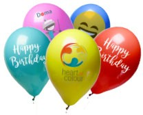 Unique Personalized Balloons