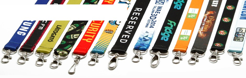 Lanyard production